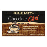 Bigelow Chocolate Chai Tea, 20 BG (Pack of 6)