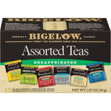Bigelow Decaffeinated Assorted Teas 18 ct  (Pack of 6)