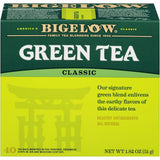 Bigelow Classic Green Tea 40 ct  (Pack of 6)