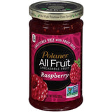 Polaner All Fruit Raspberry Spreadable Fruit 10 Oz  (Pack of 12)