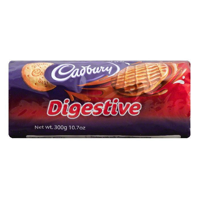 Cadbury Digestive Cookies, 10.7 OZ (Pack of 12)