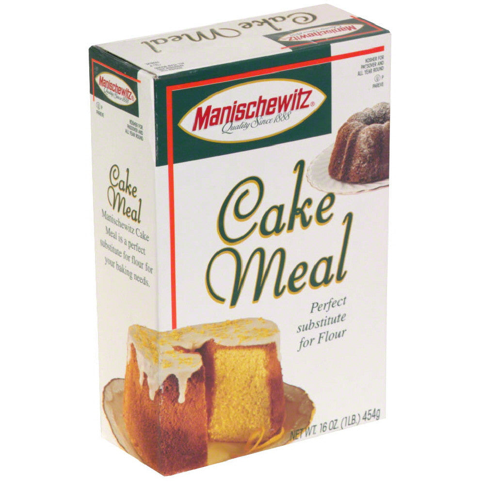 Manischewitz Cake Meal, 5 Oz (Pack of 12)