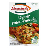 Manischewitz Veggie Potato Pancake Mix, 6 OZ (Pack of 12)