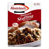 Manischewitz Homestyle Stuffing Stove Top Mix, 8 OZ (Pack of 6)