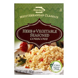 Manischewitz Herb & Vegetable Seasoned Couscous, 5.7 OZ (Pack of 6)