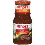 Herdez Taquera Salsa 16 Oz  (Pack of 12)