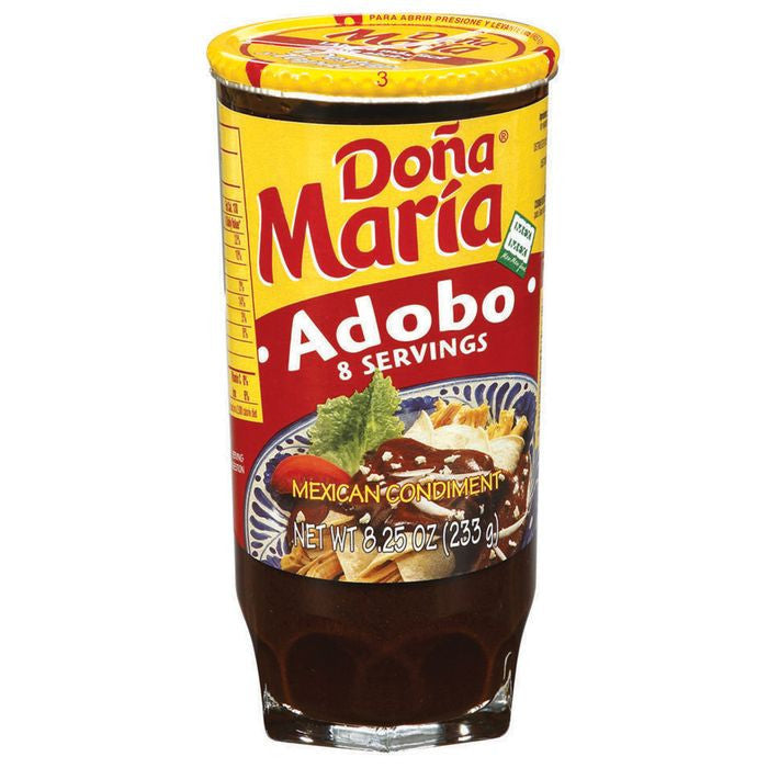Dona Maria Adobo Mexi Condiment 8.25 Oz  (Pack of 12)