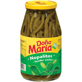 Dona Maria Tender Cactus Nopalitos 30 Oz  (Pack of 12)