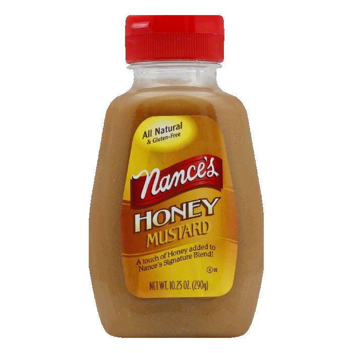 Nance's Honey Mustard, 10.25 OZ (Pack of 12)