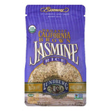 Lundberg Organic California Brown Jasmine Rice, 16 Oz (Pack of 6)