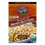 Lundberg Brown Rice Elbows, 10 OZ (Pack of 12)