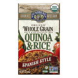 Lundberg Spanish Style Quinoa & Rice, 6 OZ (Pack of 6)