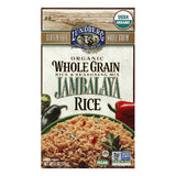 Lundberg Jambalaya Organic Whole Grain Rice & Seasoning Mix, 6 Oz (Pack of 6)