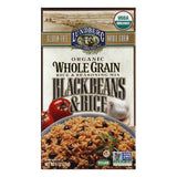Lundberg Black Beans & Rice, 6 Oz (Pack of 6)