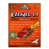 Food For Life Organic Ezekiel 4:9 Sprouted Whole Grain Cereal, Original , 16 Oz (Pack of 6)