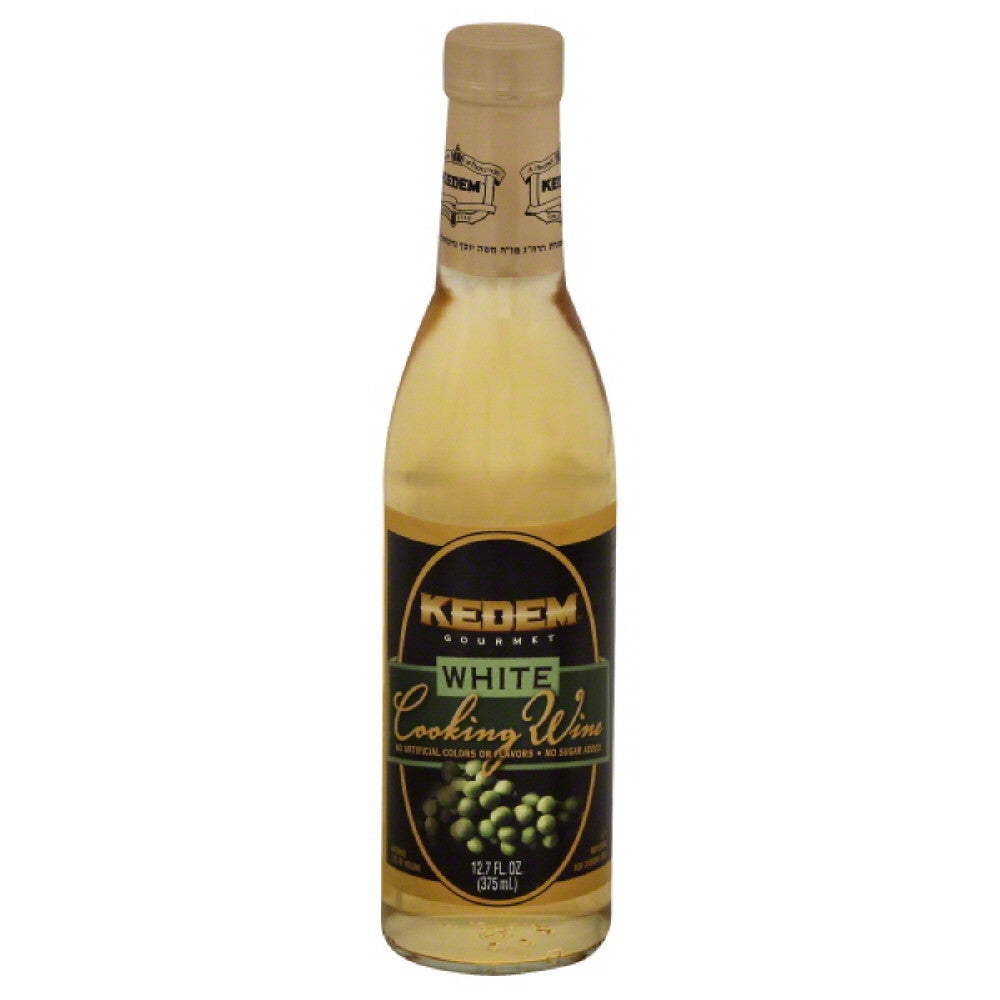 Kedem White Cooking Wine, 12.7 Fo (Pack of 12)