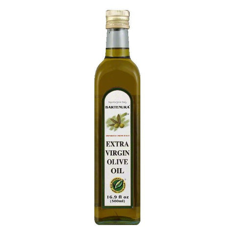 Bartenura Extra Virgin Olive Oil, 16.9 FO (Pack of 12)