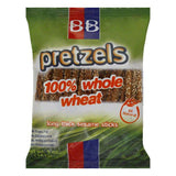 Beigel Beigel Whole Wheat Thick Sesame, 5 OZ (Pack of 24)