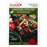 Noh Oriental Stir Fry Seasoning Mix, 1 OZ (Pack of 12)