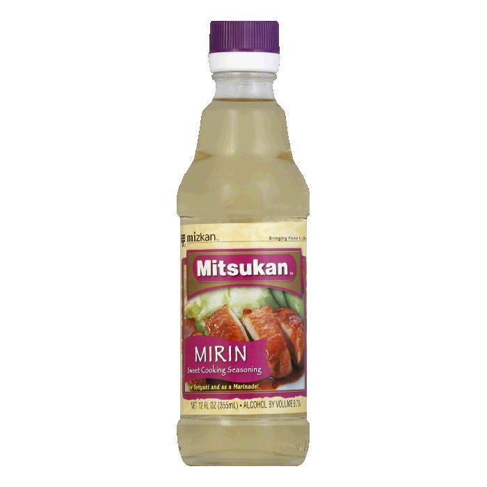 Mitsukan Mirin Sweet Cooking Seasoning, 12 OZ (Pack of 6)