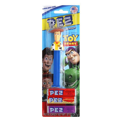 Pez Toy Story Assortment, 1.74 OZ (Pack of 6)