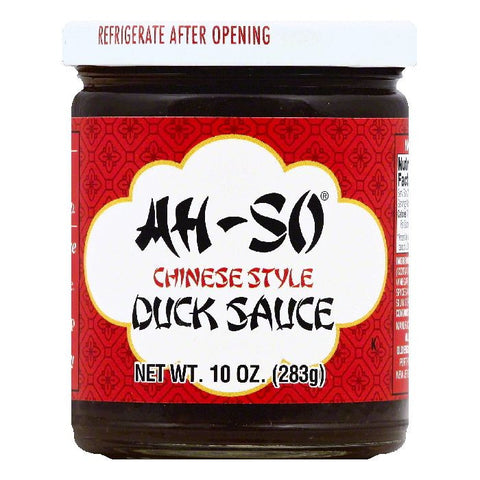 Ah So Chinese Style Duck Sauce, 10 OZ (Pack of 12)