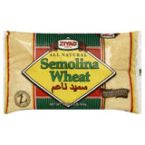 Ziyad Semolina Wheat, 16 Oz (Pack of 6)