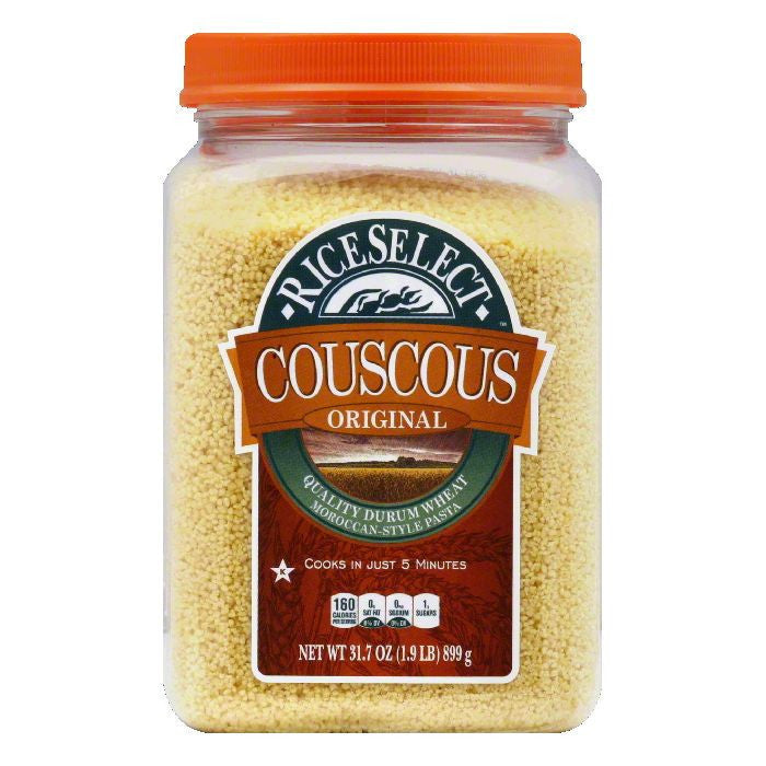 Rice Select Moroccan Couscous, 26.5 OZ (Pack of 4)