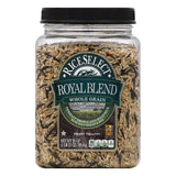 Rice Select Texmati Royal Blend Whole Grain Brown and Wild Rice, 28 OZ (Pack of 4)