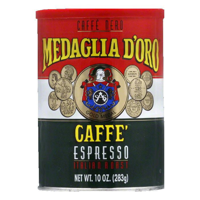 Medaglia D Oro Italian Roast Express, 10 OZ (Pack of 12)