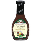 Maple Grove Farms Balsamic Vinaigrette Dressing 8 Oz   (Pack of 6)