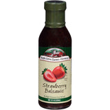 Maple Grove Farms of Vermont Strawberry Balsamic Dressing 12 fl. Oz  (Pack of 6)