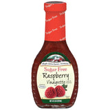 Maple Grove Farms Sugar Free Raspberry Vinaigrette Dressing 8 Oz   (Pack of 6)
