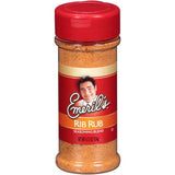 Emeril's Rib Rub Seasoning Blend 4.72 Oz Shaker (Pack of 6)