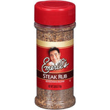 Emeril's Steak Rub Seasoning Blend 3.88 Oz Shaker (Pack of 6)