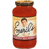 Emeril's Roasted Red Pepper Pasta Sauce 25 Oz  (Pack of 6)