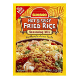 Sun Bird Hot & Spicy Fried Rice Seasoning Mix, 0.75 OZ (Pack of 24)