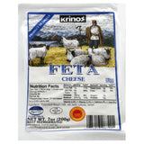 Krinos Feta Cheese, 7 Oz (Pack of 12)