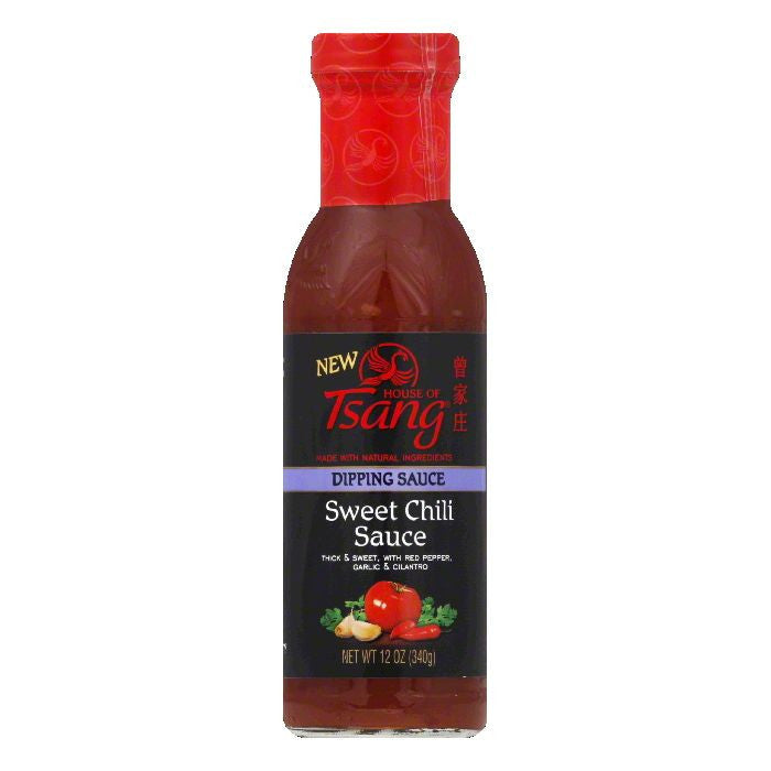 House Of Tsang Sweet Chili Sauce Dipping Sauce, 11.5 Oz (Pack of 6)
