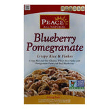 Peace Cereal Blueberry Pomegranate Cereal, 12 Oz (Pack of 6)
