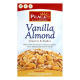 Peace Cereal Vanilla Almond Cereal, 11 Oz (Pack of 6)