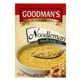 Goodmans Noodleman Soup Mix, 4 OZ (Pack of 24)
