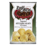 Dell Alpe Artichoke Hearts, 14 OZ (Pack of 12)