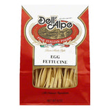 Dell Alpe Egg Fettuccine, 8 OZ (Pack of 6)