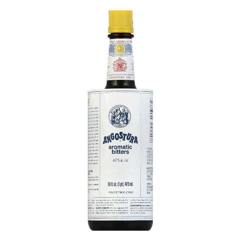 Angostura Aromatic Bitters, 16 OZ (Pack of 12)