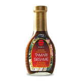 San J Salad Dressing Tamari Sesame, 8 OZ (Pack of 6)