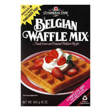 Classique Fare Belgian Waffle Mix, 16 OZ (Pack of 6)