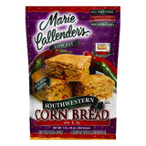 Marie Callenders Southwestern Restaurant Style Corn Bread Mix, 16 OZ (Pack of 12)