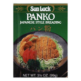 Sun Luck Panko, 3.5 OZ (Pack of 12)