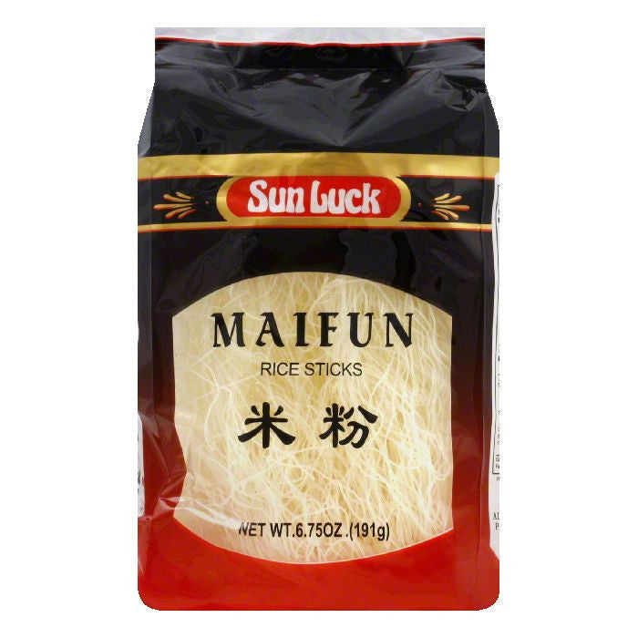 Sun Luck Maifun Rice Stick, 6.75 OZ (Pack of 12)